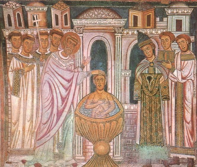 santi quattro copertina