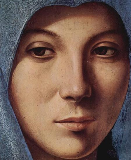 Annunciata di Antonello Da Messina