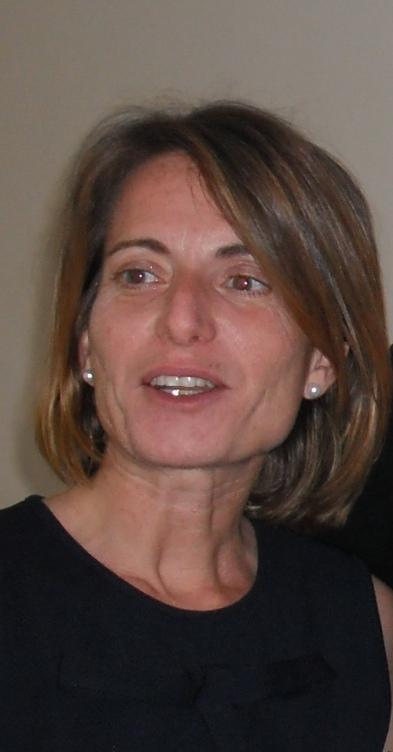 Nicoletta Sechi, direttore nazionale Movimento Pro Sanctitate Italia